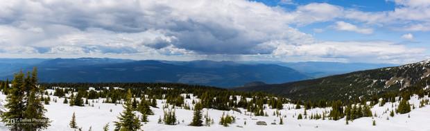 Trophy Mountain Panorama