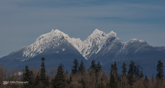 Golden Ears Mountain
