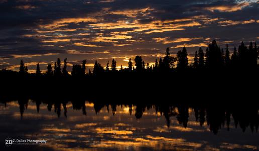 Buckhorn Sunset