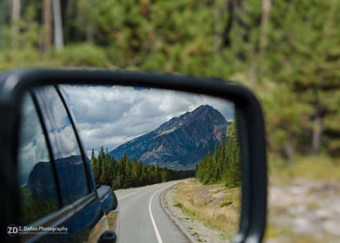 Mountains in the Rearview