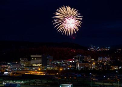 Canada Day Fireworks 2
