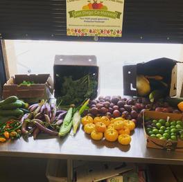 3000 lbs Vegetables