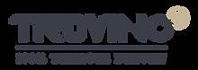 Truvino Logo Gunmetal Blue TD.png
