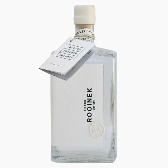 Droë Rooinek Dry Gin