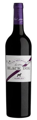 Paul Wallace Black Dog Malbec
