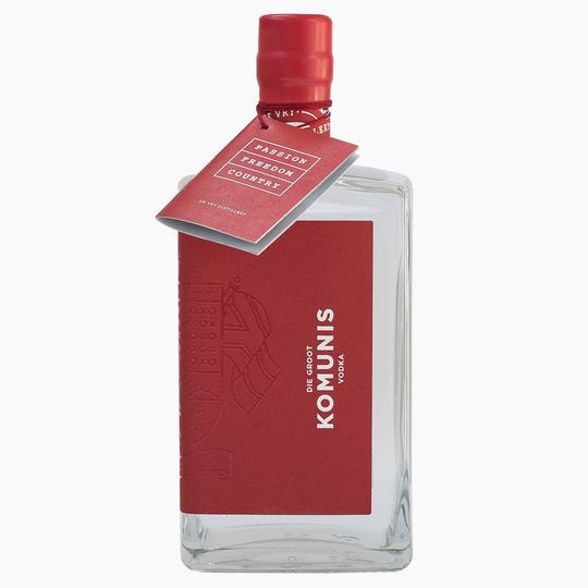 Groot Komunis Vodka