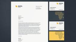 BGFA - Stationery