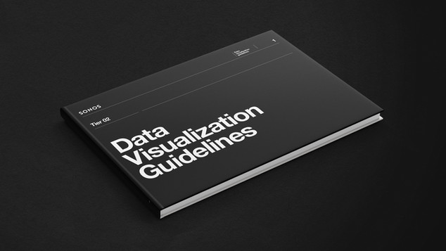 Sonos Data Visualisation Guidelines
