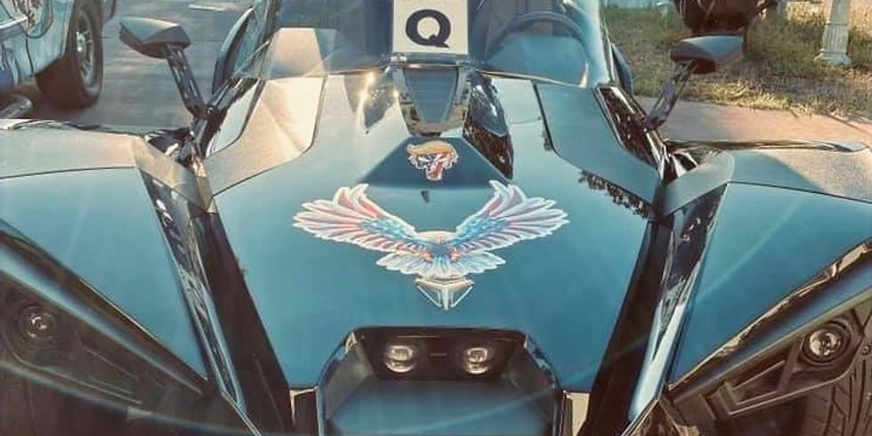 Q CAR RALLY