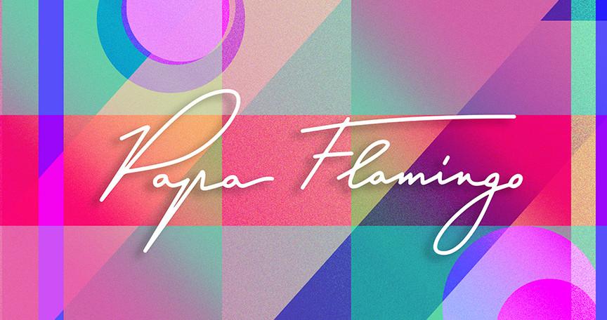 Combattre l'indifférence avec Papa Flamingo