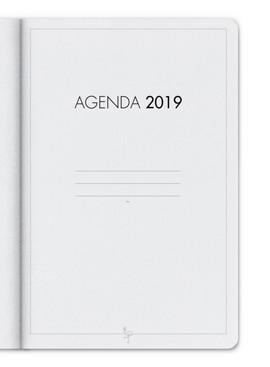 Page de présentation de l'agenda