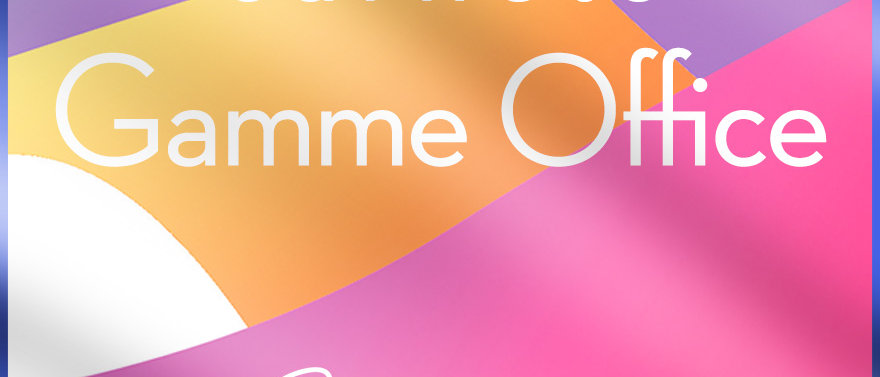 600 carnets Gamme Office