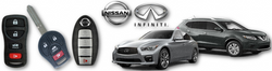 Nissan-Infinti Car Fobs Replacement