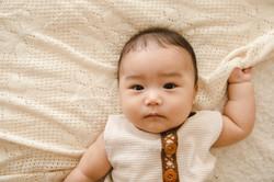 Emanuela Raffaele fotografa newborn grav