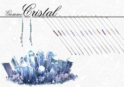 Perles de cristal