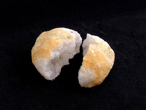 Mini Géode complète de quartz