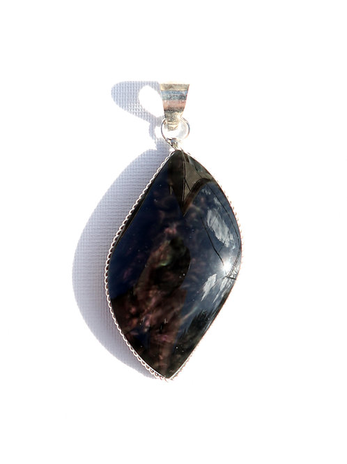 Pendentif Obsidienne Mentohuichol
