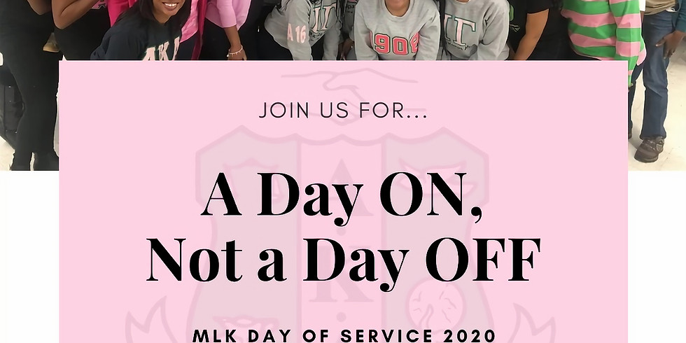 MLK Day of Service: A Day On, Not A Day Off