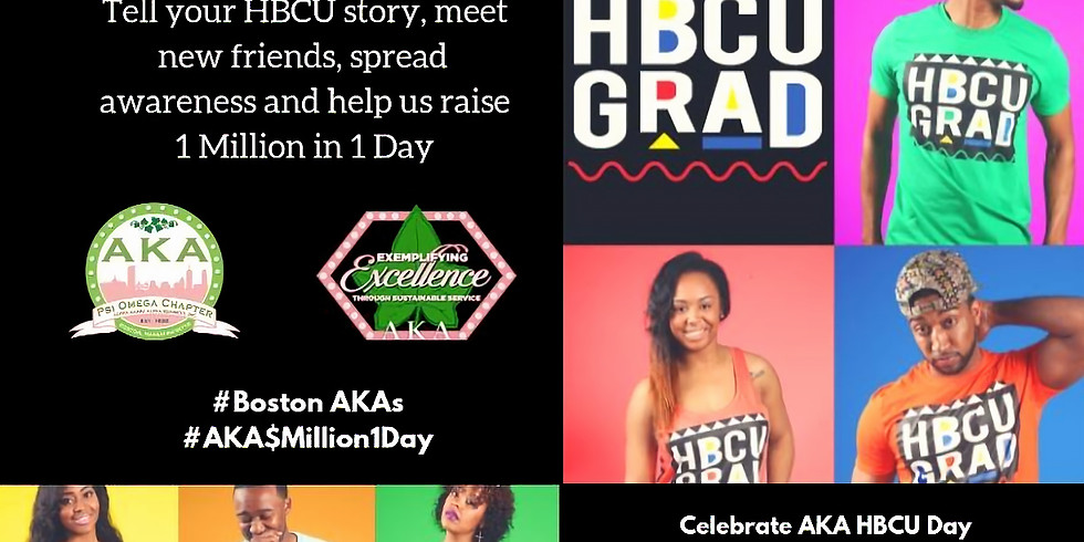AKA HBCU Day: Conversations and Connections
