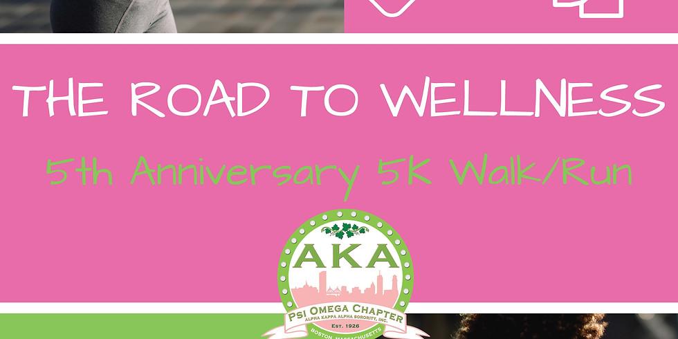 Road to Wellness 5K