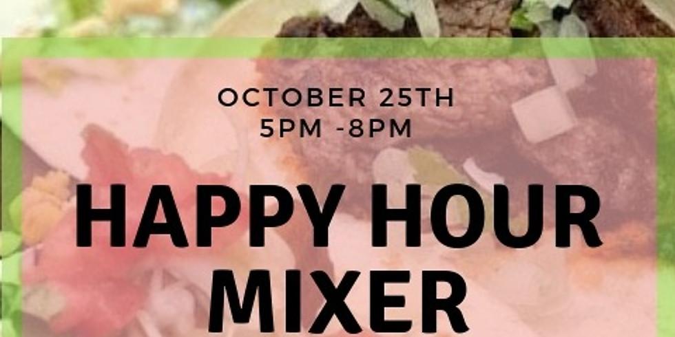 Happy Hour Mixer