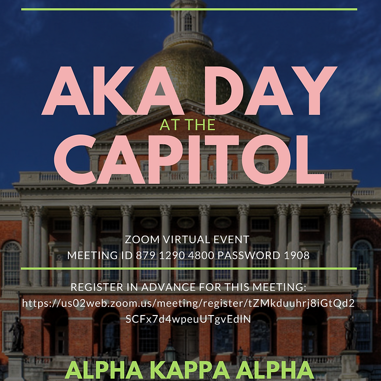AKA Day at the Capitol