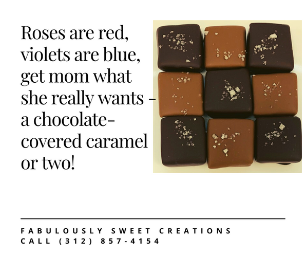 Fabulously Sweet Creations - poem