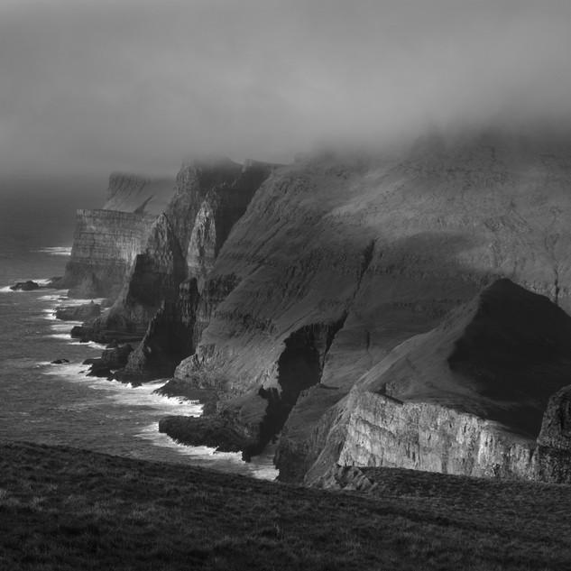 Coastal Formations, Sandoy