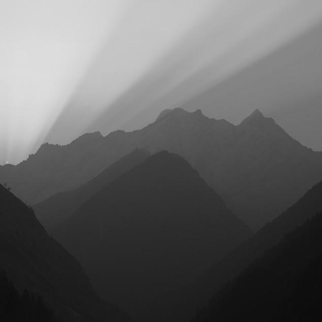 Vector, Tsum Valley, Himalayas