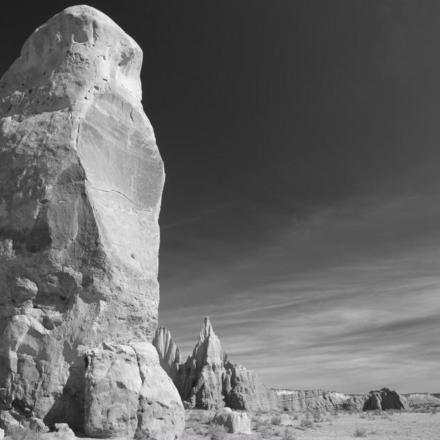 Stele, Kodachrome National Park, USA
