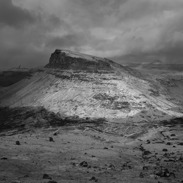 Mountainscape, Faroe Islands