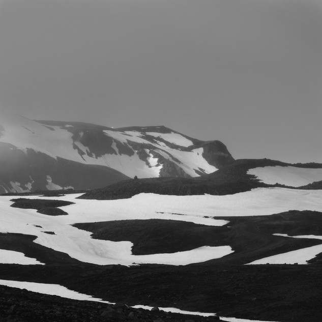 Snæfellsjökull Volcanic Glacier