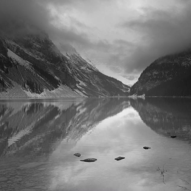 Stillness, Banff, Caada