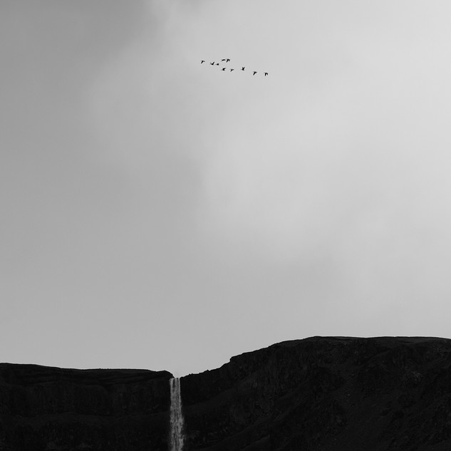Flight Above, East Iceland