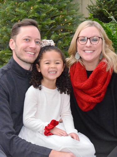 A Family - Holiday