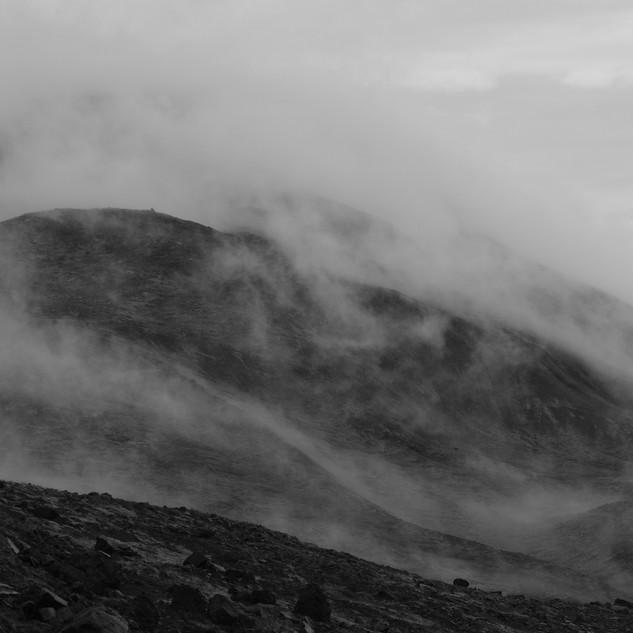 Rolling Mist, East Iceland