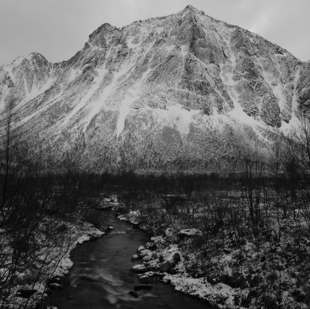 Winter's River, Norway