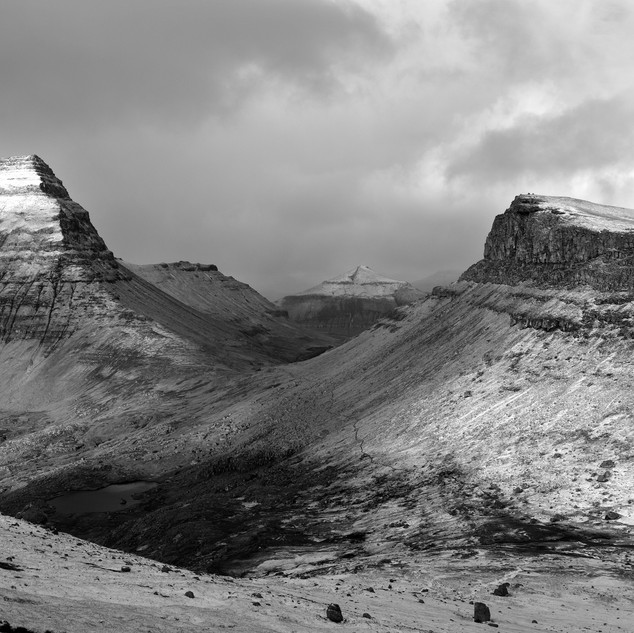 Mountainscape II, Streymoy