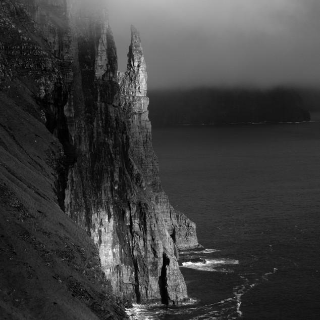Trollkunfingur, Faroe Islands