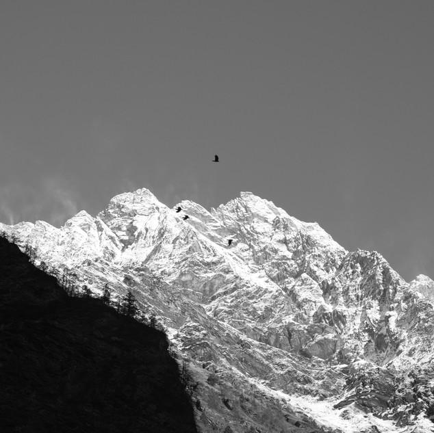 Elevation, Himalayas, Nepal