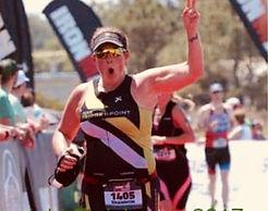 triathlon race run bike swim fun plan goal reward rebate