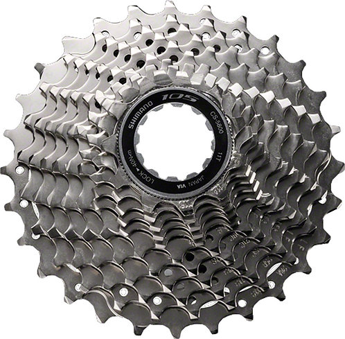 Cassette, Shimano 11 Speed 105 5800