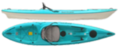 Native slayer propel 10 kayak green