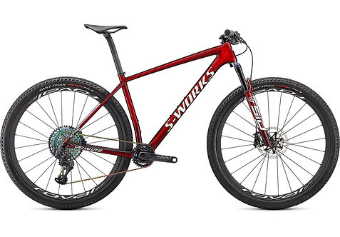 2021 S-Works Epic Hardtail