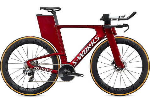 2020 S-Works Shiv Disc - SRAM Red ETAP AXS