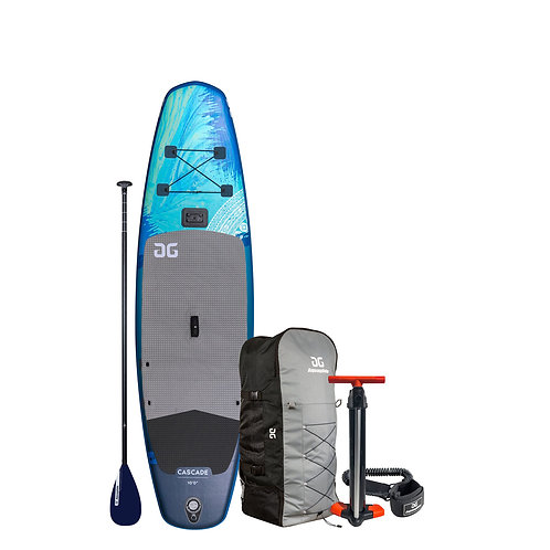 """CASCADE 10'0"""" ISUP PACKAGE"""