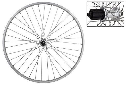 Trainer Wheel 700C Rim Brakes 130mm 8-10 spd Quick Release