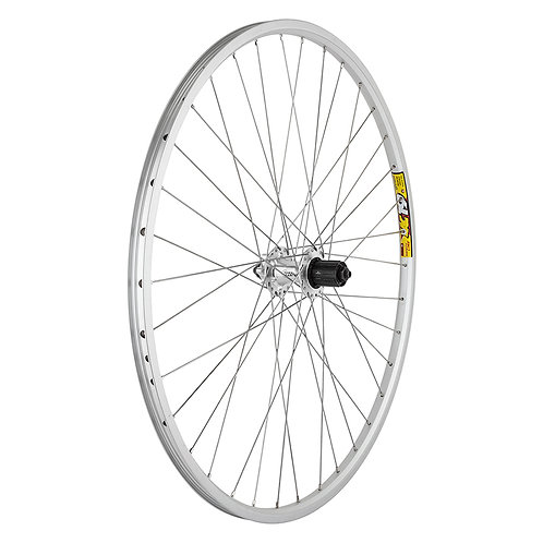 Trainer Wheel 700C Disc Brakes 135mm 8-10 spd Quick Release