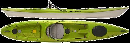Hurricane Kayaks Skimmer 140 Rudder Ready