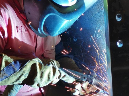 NORTH EAST STEEL FABRICATION FIRM FORGES GROWTH PLANS WITH SIX-FIGURE HSBC UK SUPPORT
